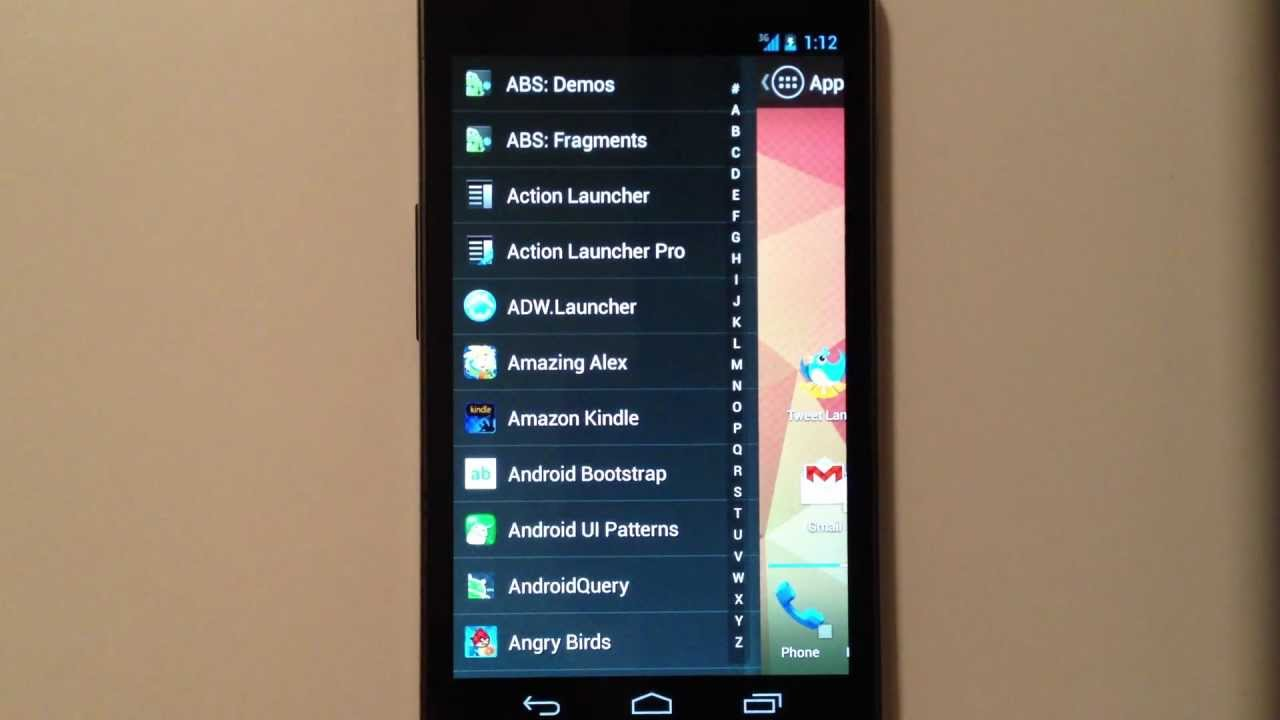 Introducing Action Launcher