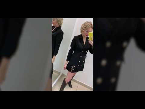 Удлинённый женский пиджак