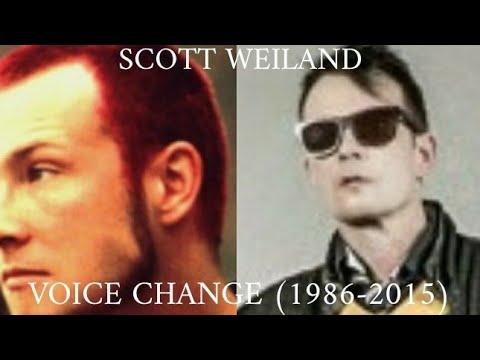 Scott Weiland Voice Change (1989-2015)