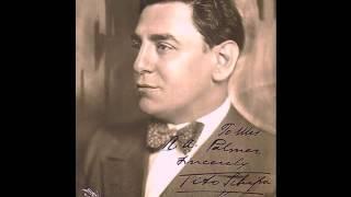Tito Schipa - Se Florindo è fedele (Berlin Radio Concert, 1939)