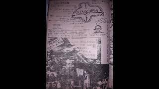 ABSCESS - TOO LATE (USA - AMES IA. 1983)