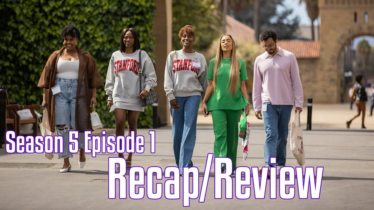 """Download """"Insecure"""" Season 5 Ep.1 Recap/Review 