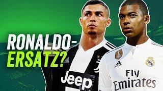 Kylian Mbappé: Ist der Franzose der perfekte Ersatz für Cristiano Ronaldo bei Real?