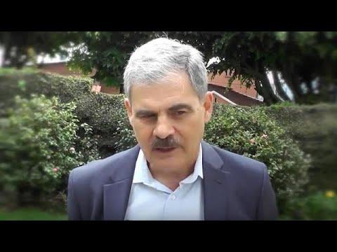 Detenido el presidente internacional de Oxfam, Juan Alberto Fuentes