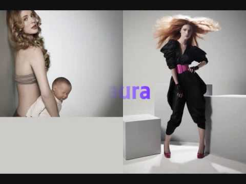 America's Next Top Model Cycle 13 Nicole and Laura Comparison
