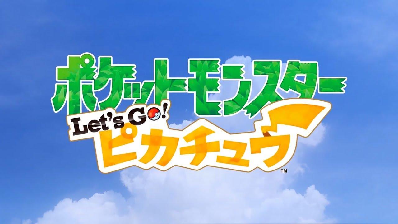 Nuevos Juegos De Pokemon De Nintendo Switch Pokemon Lets Go