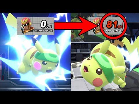 Pikachu's BEST COMBO! Nair Loop Guide