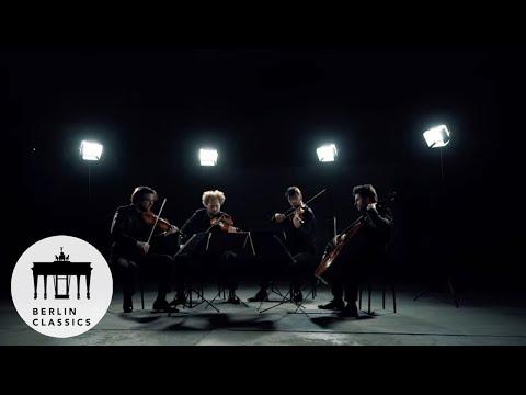 "Goldmund Quartet - Fazıl Say: String Quartet, Op. 29 ""Divorce"": III. Presto (Official Music Video)"