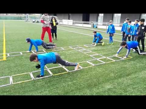 Variable Sports Ladder 3D in Grasshopper Club Zürich