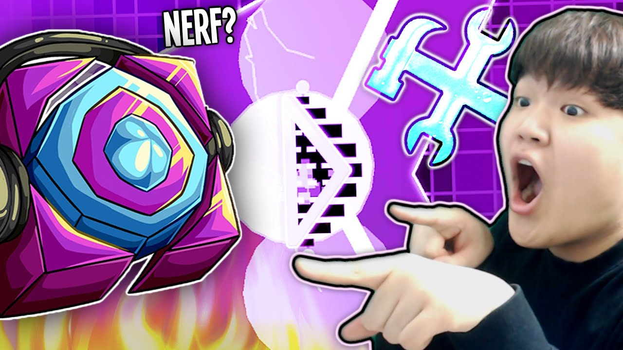 MAKING A HARD CHALLENGE FOR TRUSTA! | Geometry Dash