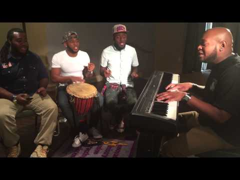 "Trey McLaughlin David Guetta ft. Nico & Vinz Cover ""Lift Me Up"""
