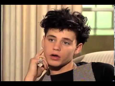 Corey Haim interview with Inside Entertainment