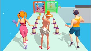 Juice Run 3D 👸☕🚿 AĮl Levels Gameplay Trailer Android,ios New Game