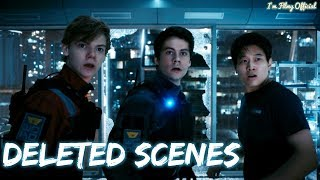 Maze Runner: The Death Cure Deleted Scenes - 2018