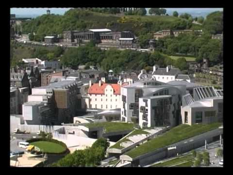 Building of the Scottish Parliament