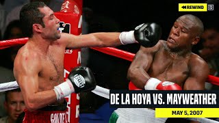 FULL FIGHT | Oscar De La Hoya vs. Floyd Mayweather (DAZN REWIND)