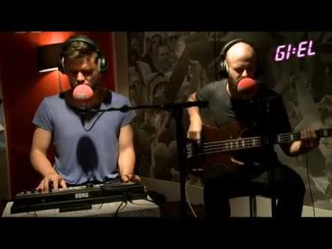 White Lies - Unfinished Business Unplugged 3fm 2013