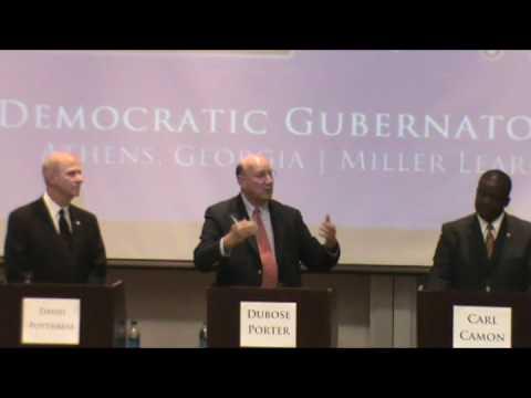 Young Democrats of Georgia Gubernatorial Debate Part Two