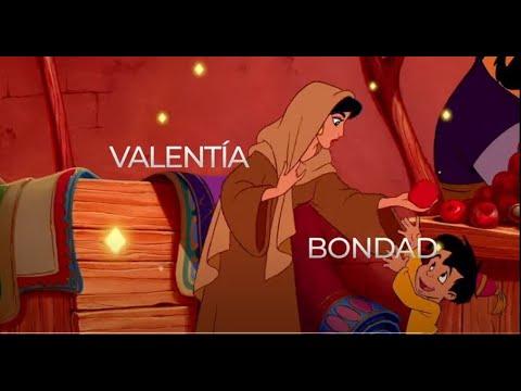 Disney Princesa l Tiempo de celebrar: Bondad y Valentía