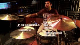 Shure PGDMK6 vs Sennseiser Evolution Drum Mics