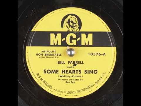 Some Hearts Sing (1949) - Bill Farrell