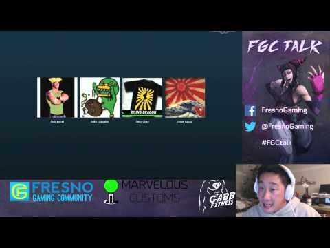 FGC Talk Episode #8- EVO 2015 revealed, developing mental notes during a match