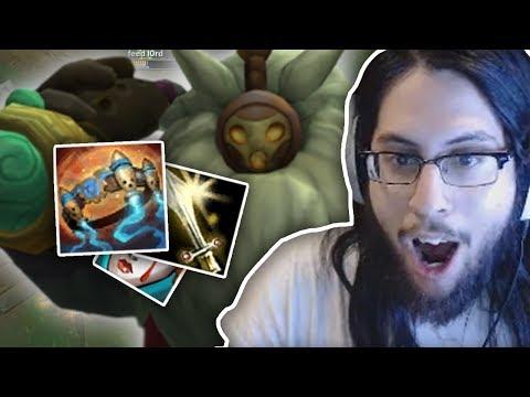 Imaqtpie - THE BEST BARD GAME... PERIOD. (PROTOBELT SHENANIGANS)