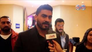 أخبار اليوم | تكريم النجم خالد سليم  في احتفالية
