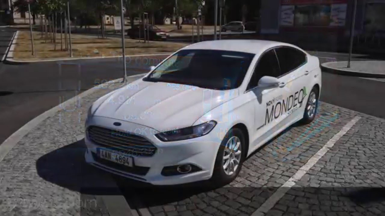 test ford mondeo hev hybrid electric vehicle youtube. Black Bedroom Furniture Sets. Home Design Ideas