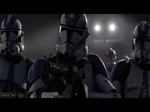 Order 66 but it's synced to A-ha's Take On Me
