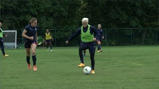 U.S. WNT Fine-Tuning for an Historic CONCACAF Qualifying Tournament
