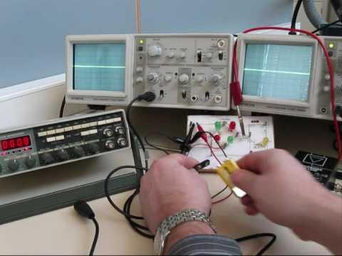 Full wave rectifier demo