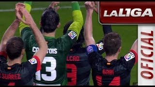 Resumen de Sevilla FC (2-2) Atlético de Madrid - HD