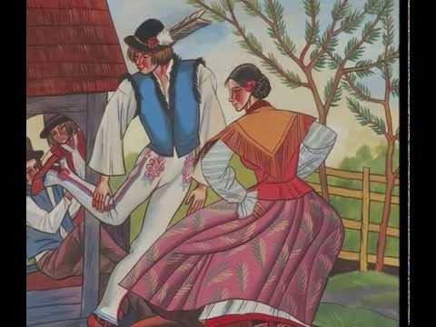 Oryginalna muzyka góralska Trebunie Tutki  Górale w sztuce polskiej  Stryjeńska Skoczylas