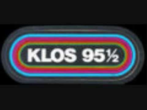 KLOS 95.5 Los Angeles - 25 January 1984