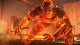 Metal Gear Solid 5 Man on Fire Boss Fight 1080p 60fps