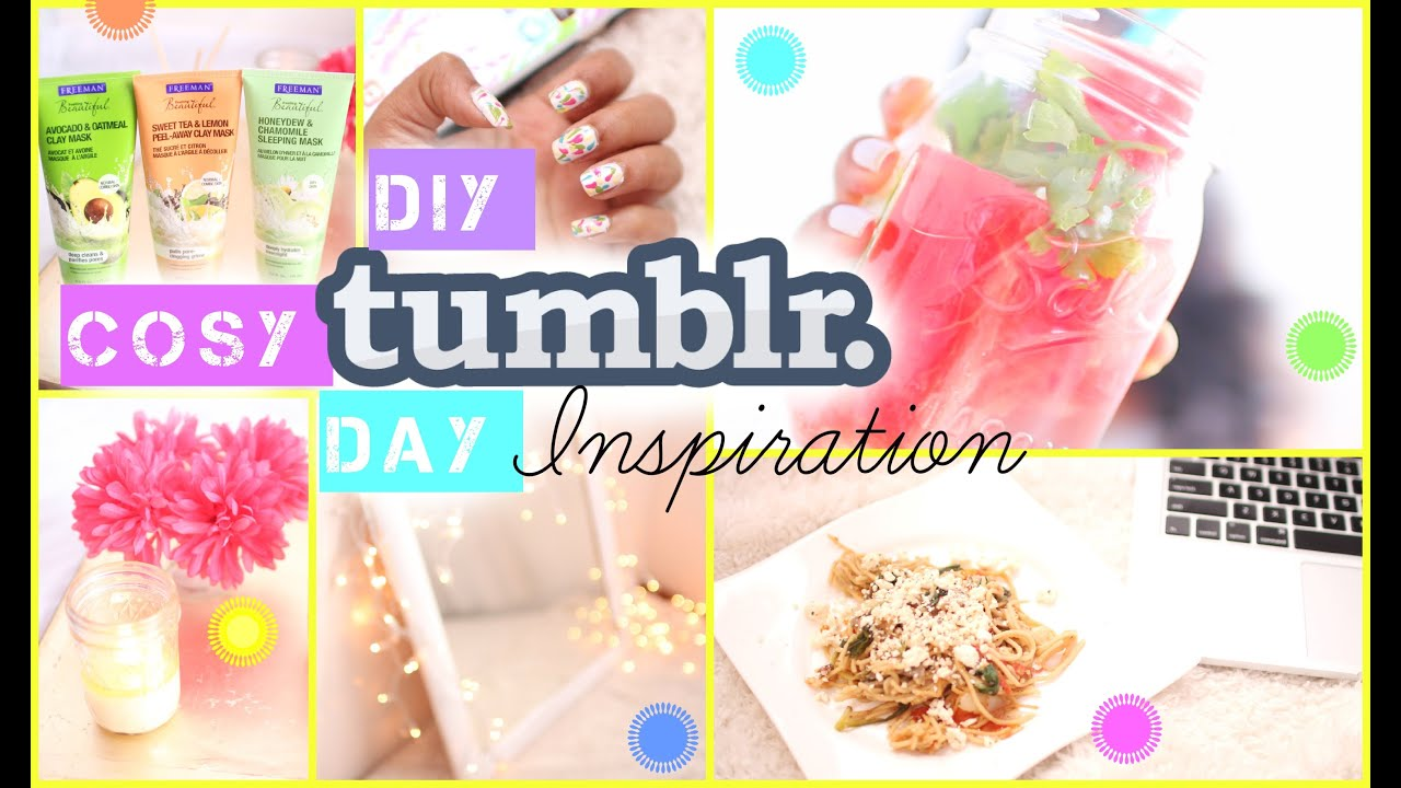 DIY Tumblr Cozy Day Ideas   Infused Water, Food & More ...