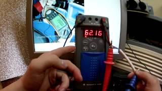 видео Норма сопротивления изоляции кабеля
