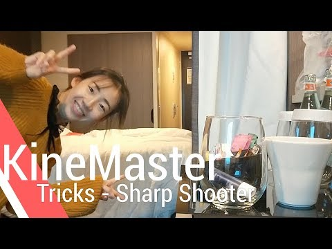 Sharp Shooter - KineMaster Tricks