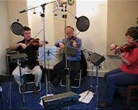 BBC Radio Cornwall & Guernsey jingle sessions 2004