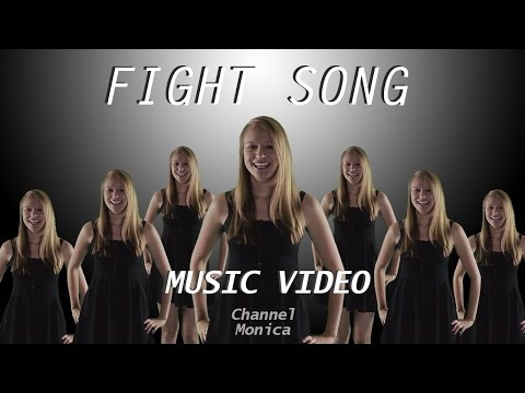 Fight Song - Rachel Platten MUSIC VIDEO HD/HQ