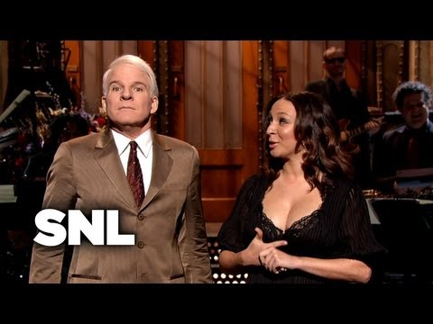 Steve Martin: Memories Monologue - Saturday Night Live