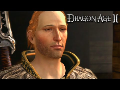 Dragon Age 2: Anders Gay Romance Complete All Scenes