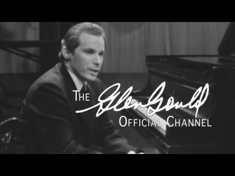 Glenn Gould and Humphrey Burton on Beethoven - Part 1 (OFFIC
