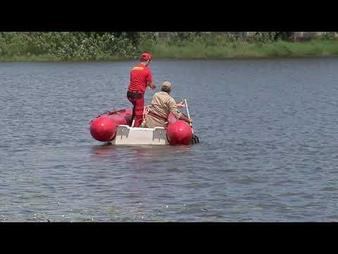 Corpo encontrado na lagoa Itatiaia é de homem desaparecido há dois dias