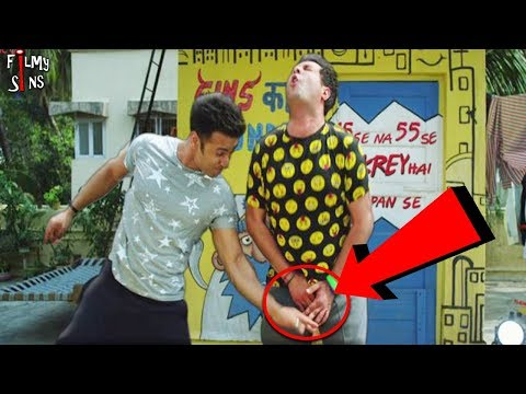 "Plenty Mistakes In ""Fukrey Returns"" Full Hindi Movie Huge Mistakes -  Pulkit - Varun - Manjot & Ali"
