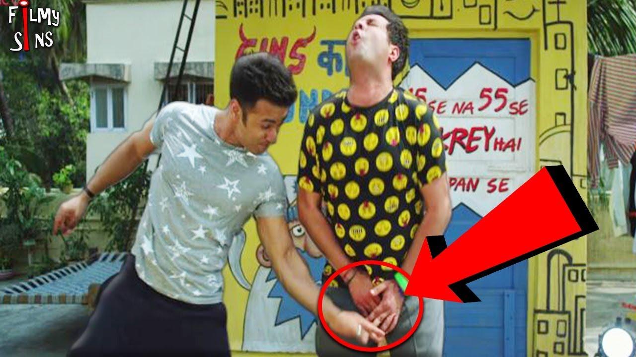 "Download Plenty Mistakes In ""Fukrey Returns"" Full Hindi Movie Huge Mistakes -  Pulkit - Varun - Manjot & Ali"