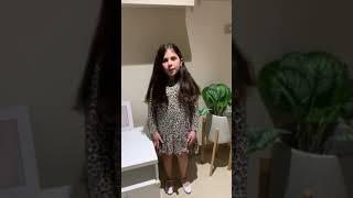 Natalie singing LIVE !