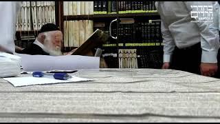 הרב קנייבסקי נשאל מתי יבוא המשיח
