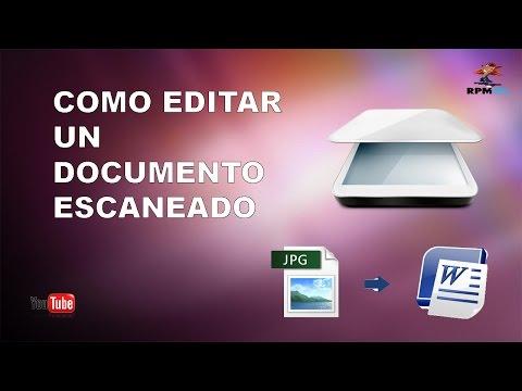 como-editar-un-documento-escaneado